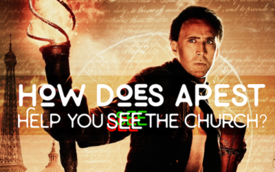 How Does APEST Help You See The Church?